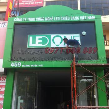 Biển Quảng Cáo Alu - Công Ty LED ONE