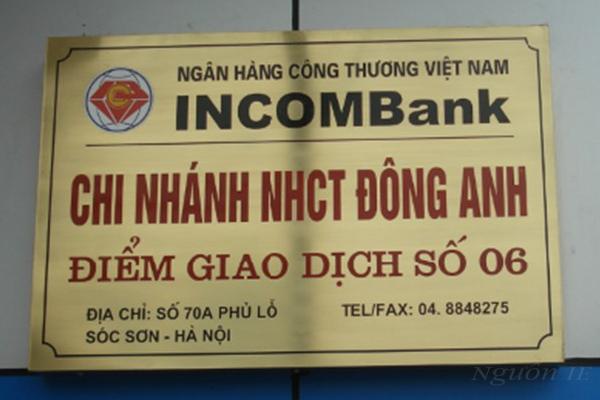 Làm biển quảng cáo công ty bằng đồng